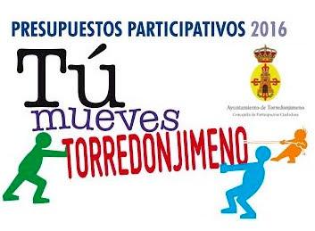 Logo Presupuestos Participativos 2015